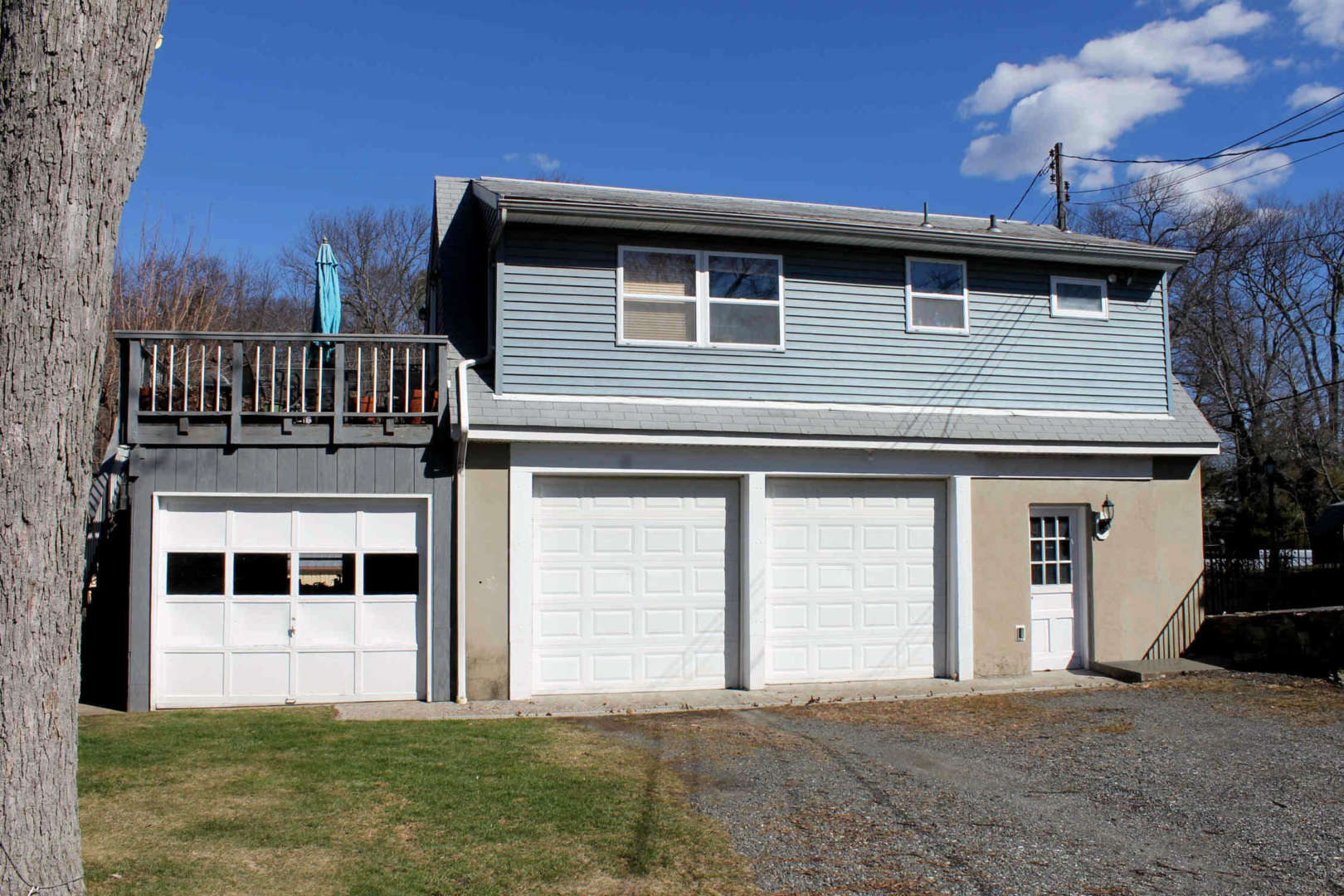 Lake hopatcong homes for sale ml 3372735 i sell lake for Garage with apartment for sale