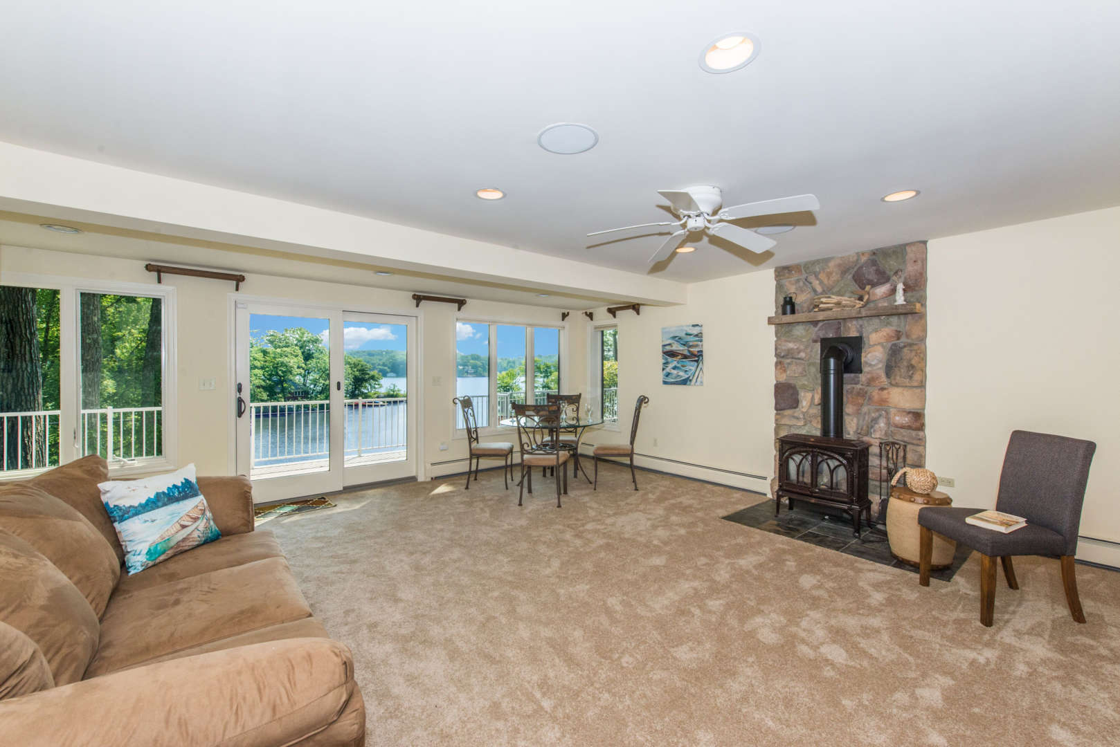 Lake Hopatcong Home